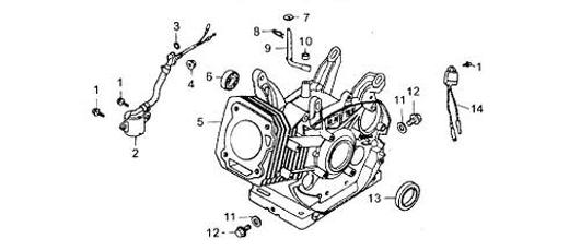 honda gx340 parts   quality aftermarket parts for honda gx