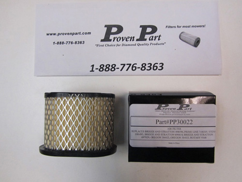 Briggs & Stratton 690610 Compatible Air Filter