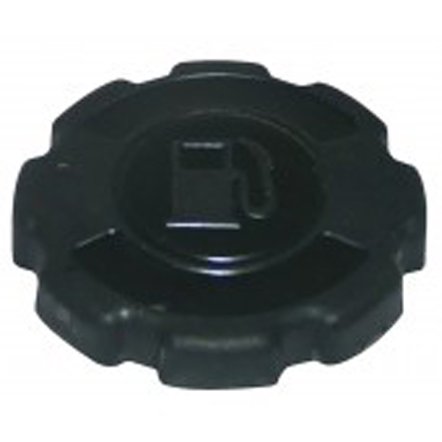 Honda GX Engine Black Plastic Fuel Cap